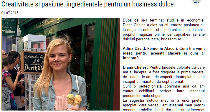 Femei in afaceri