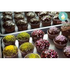 Muffins ciocolata