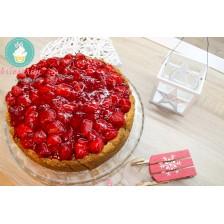 Cheesecake capsuni