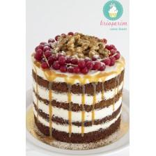 Tort Carrot Cake - Craciun