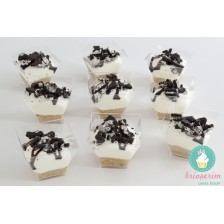 Mini cheesecake OREO