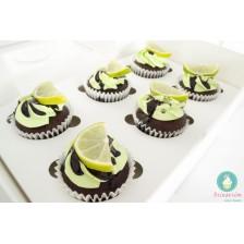 Mojito & Lime cupcakes