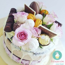 """Tort """"Birthday surprise"""" for Her"""