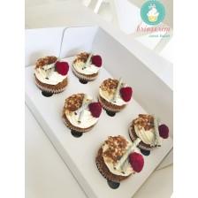 Peanut Caramel cupcakes